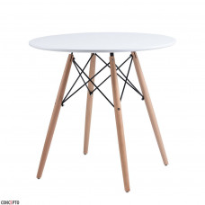 Стол Redonda белый 80 см