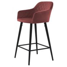 Полубарний стілець Antiba зелений АЗУР