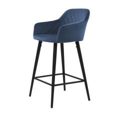 Барный стул Antiba полуночный синий