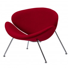 Крісло лаунж Concepto Foster червоне
