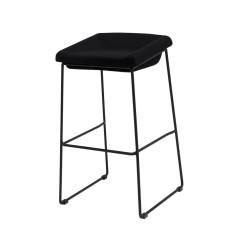 Барный стул Coin чёрный