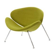 Крісло лаунж Concepto Foster зелене
