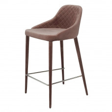 Полубарный стул Elizabeth шоколад