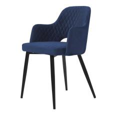 Крісло Joy глибокий синій