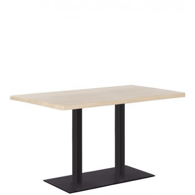 База для стола Tetra duo black