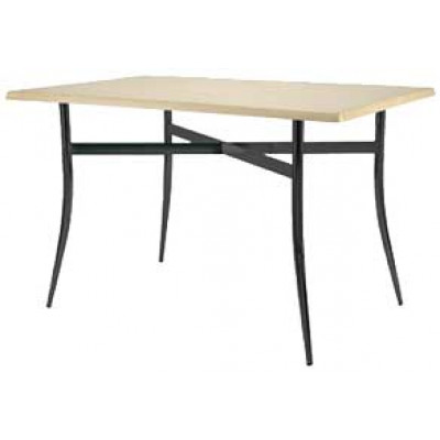 База для стола TRACY DUO black