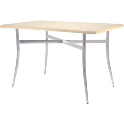 База для стола TRACY DUO chrome