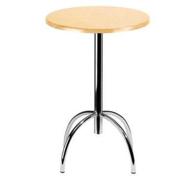 База для стола WIKTOR 1100 chrome stopki