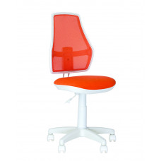 Дитяче крісло Fox GTS white ZT