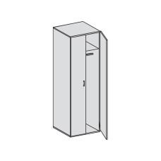 Шкаф для одежды Бюджет Б902