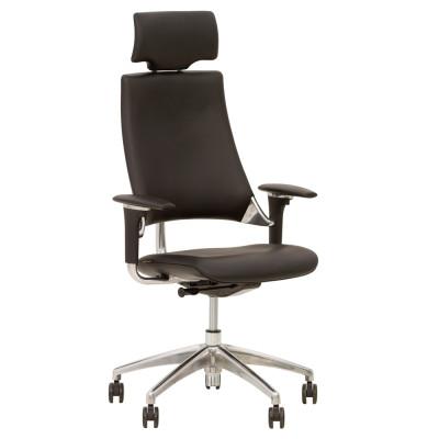 Кресло офисное HIP HOP R HR BLACK LE - купить в Житомире с доставкой по Украине