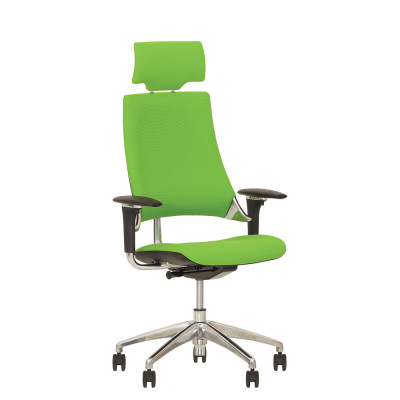 Кресло офисное HIP HOP R HR BLACK LS - купить в Житомире с доставкой по Украине