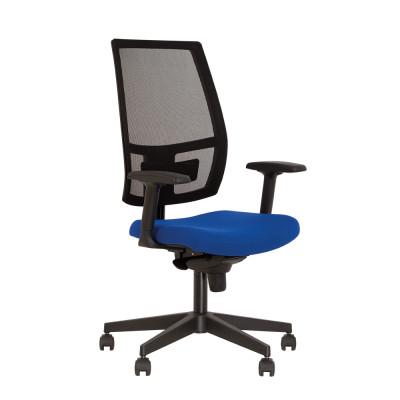 Кресло офисное Melania NET R black LS - купить в Житомире с доставкой по Украине