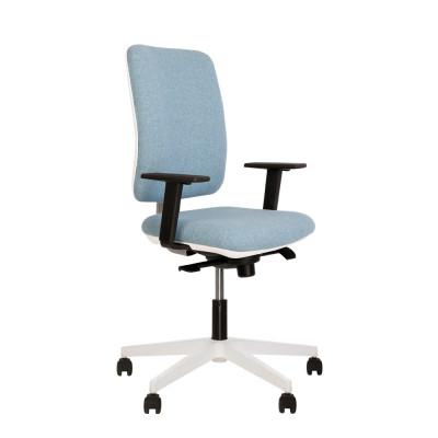Кресло офисное SMART R white-grey KL - купить в Житомире с доставкой по Украине