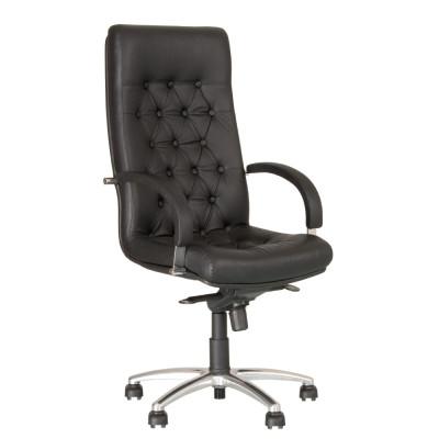 Кресло руководителя FIDEL LUX steel chrome LE - купить в Житомире с доставкой по Украине