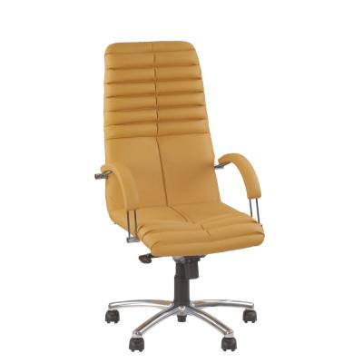Кресло руководителя GALAXY steel chrome LE - купить в Житомире с доставкой по Украине