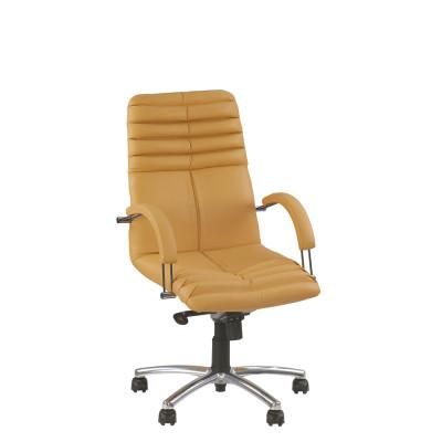 Кресло руководителя GALAXY steel LB chrome LE - купить в Житомире с доставкой по Украине