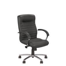 Крісло керівника ORION steel LB chrome LE