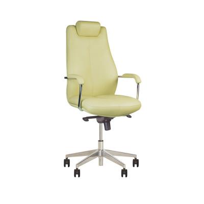 Кресло руководителя SONATA steel chrome LE - купить в Житомире с доставкой по Украине
