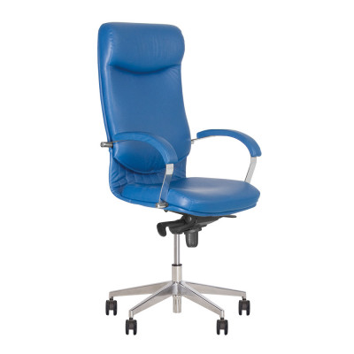 Кресло руководителя VEGA steel chrome LE - купить в Житомире с доставкой по Украине