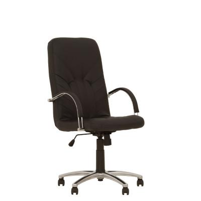 Кресло руководителя MANAGER STEEL chrome SP - купить в Житомире с доставкой по Украине