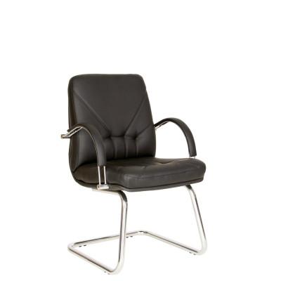 Кресло руководителя MANAGER STEEL CF LB chr ECO - купить в Житомире с доставкой по Украине