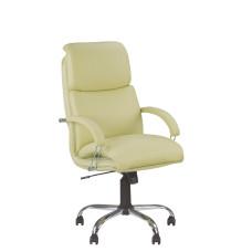 Крісло керівника Nadir steel chrome SP