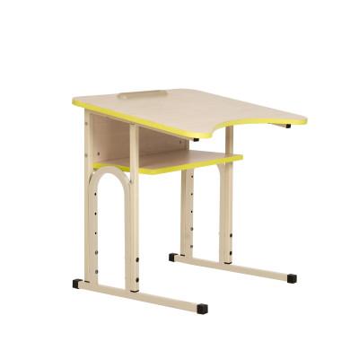 Стол ученический E-163/1 (16R) PK alu (BOX)