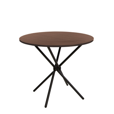 Стол обеденный AQUA BLACK