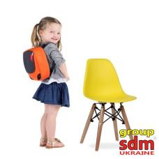 Дитячий стілець Тауер Вaby жовтий
