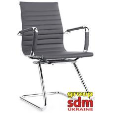 Крісло офісне Алабама Х сірий
