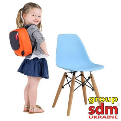 Дитячий Стілець SDM Тауер Вaby блакитний