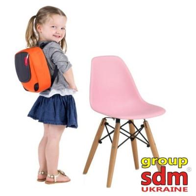 Дитячий стілець Тауер Вaby рожевий
