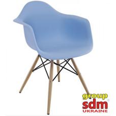Кресло SDM Тауэр Вуд голубой