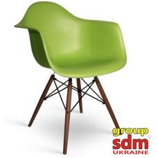 Кресло SDM Тауэр Вуд зелёный