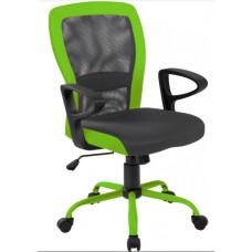 Кресло офисное Special4You LENO Grey-Green