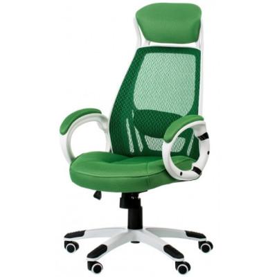 Ігрове крісло Briz green / white