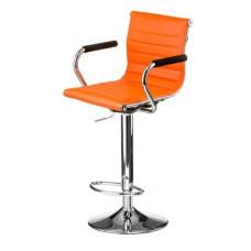 Барный стул Bar orange plate