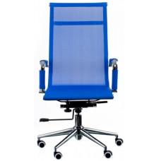 Кресло офисное Special4You Solano mesh blue
