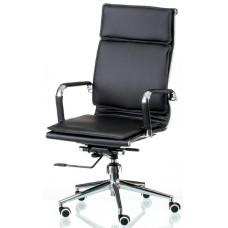 Кресло офисное Special4You Solano 4 artleather black