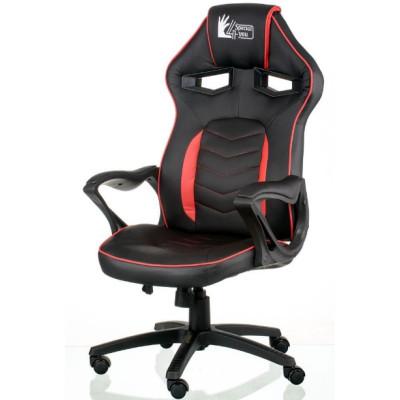 Ігрове крісло Nitro black / red