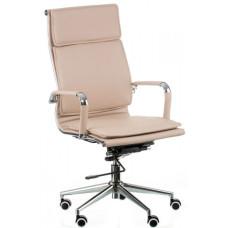 Кресло офисное Special4You Solano 4 artleather beige
