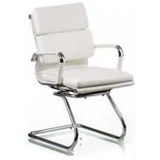 Конференционное кресло Special4You Solano 3 office arl white